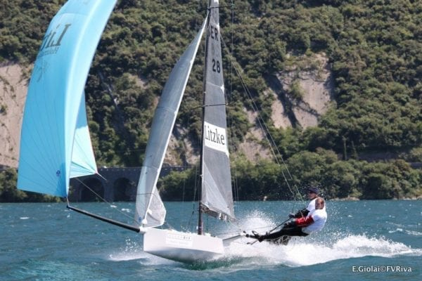 RIVA CUP 2017 & Int. 14' European Championship
